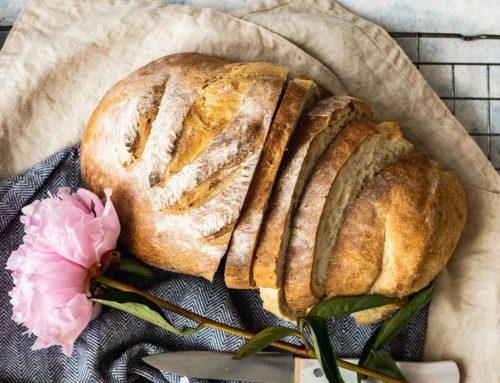 Whole grain bread for your breakfast