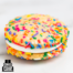 Happy Sprinkle Cookie Sandwich by I Canita Cake