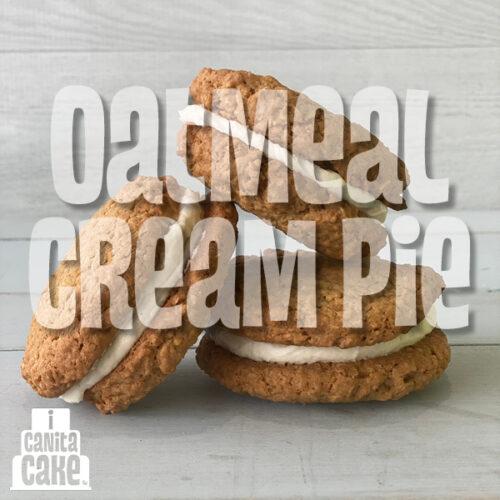 Oatmeal Cream Pie by I Canita Cake
