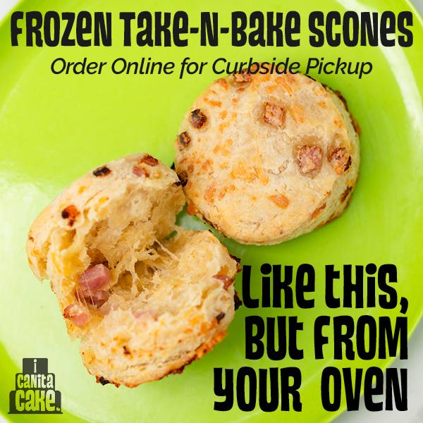 FROZEN Take-n-Bake Scones