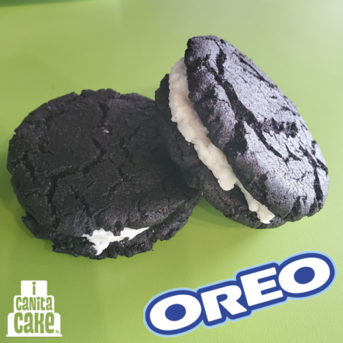 Better than Oreo Cookie Sandwiches
