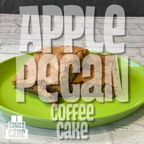 Apple Pecan Coffee Cake